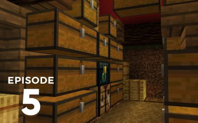 The Spawn Chunks 005: Storage Wars