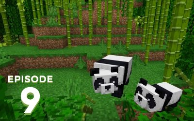 The Spawn Chunks 009: MINECON Earth Panda-monium