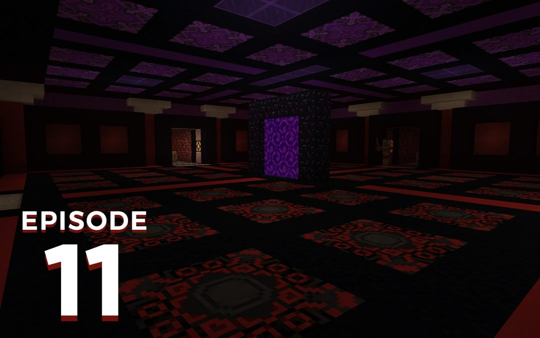 The Spawn Chunks 011: Stairway To Nether
