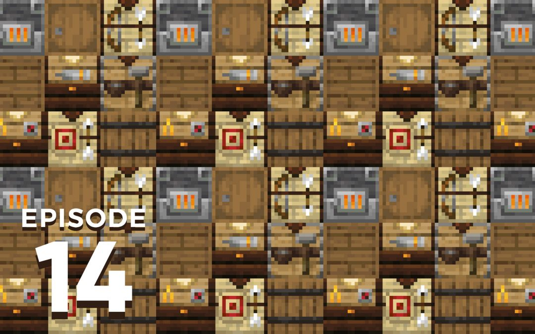 The Spawn Chunks 014: Don't Judge A Block By Its Cover