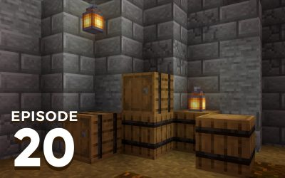 The Spawn Chunks 020: A Barrel of Chunk Mail