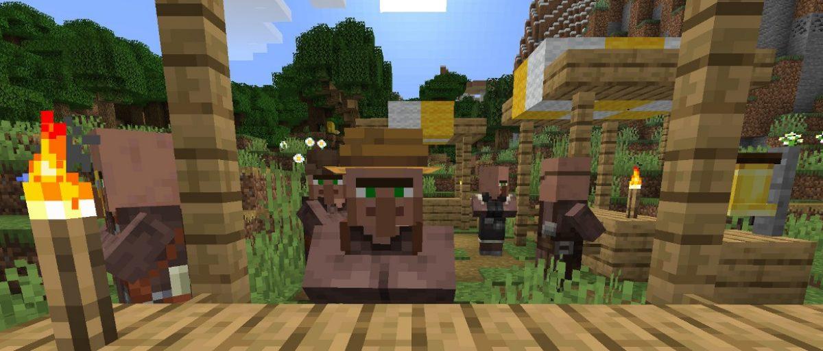 The Spawn Chunks 031: Fair Trade   The Spawn Chunks - A Minecraft