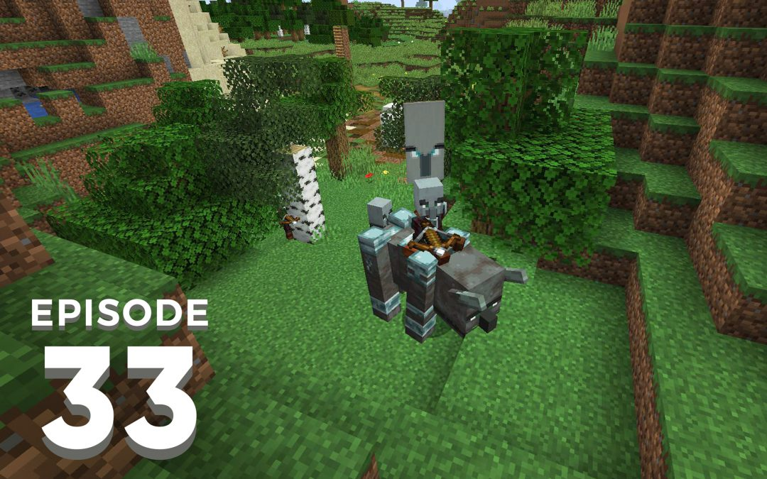 The Spawn Chunks 033: Food For Thought