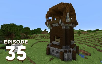 The Spawn Chunks 035: Backing Up Into Pre-release
