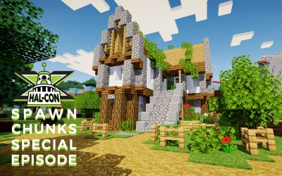 The Spawn Chunks Special: Hal-Con 2019 Minecraft Panel