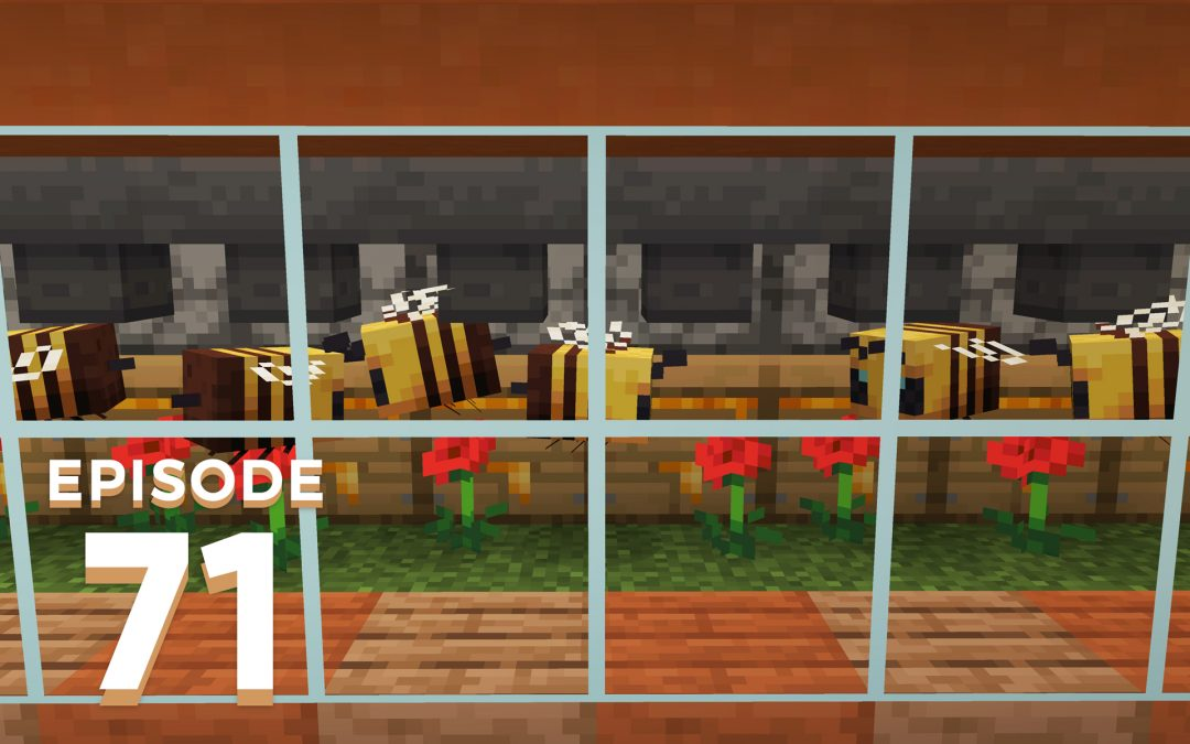 The Spawn Chunks 071: Buzzing Along With Buzzy Bees