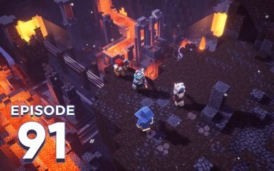 The Spawn Chunks 091: Minecraft Dungeons Deep Dive