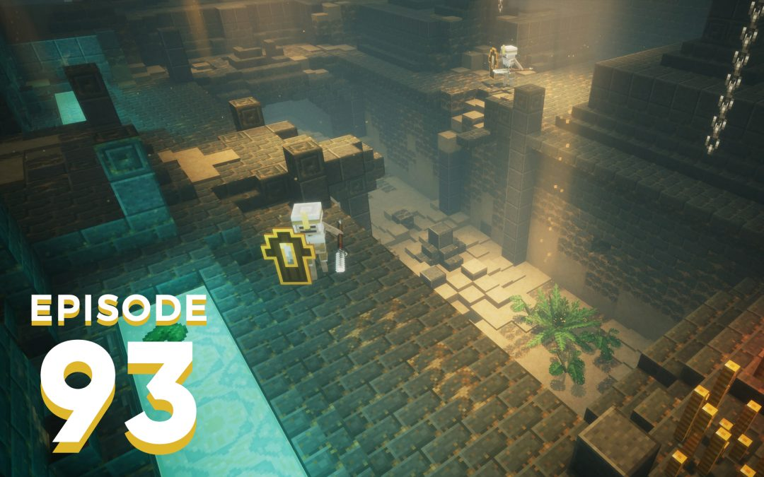 The Spawn Chunks 093: From Dungeons To Minecraft