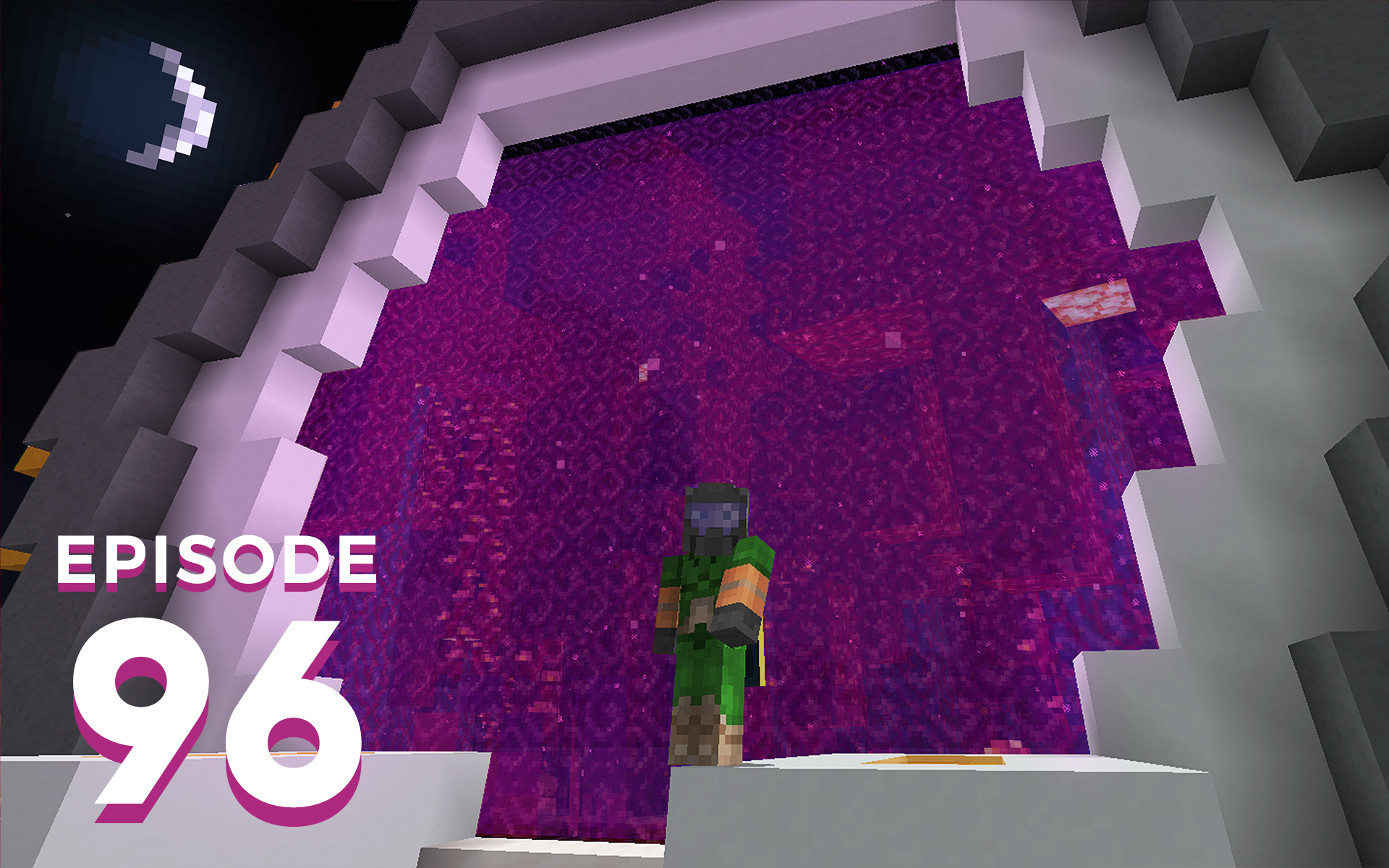 The Spawn Chunks 096: Xisuma Tweaks The Nether