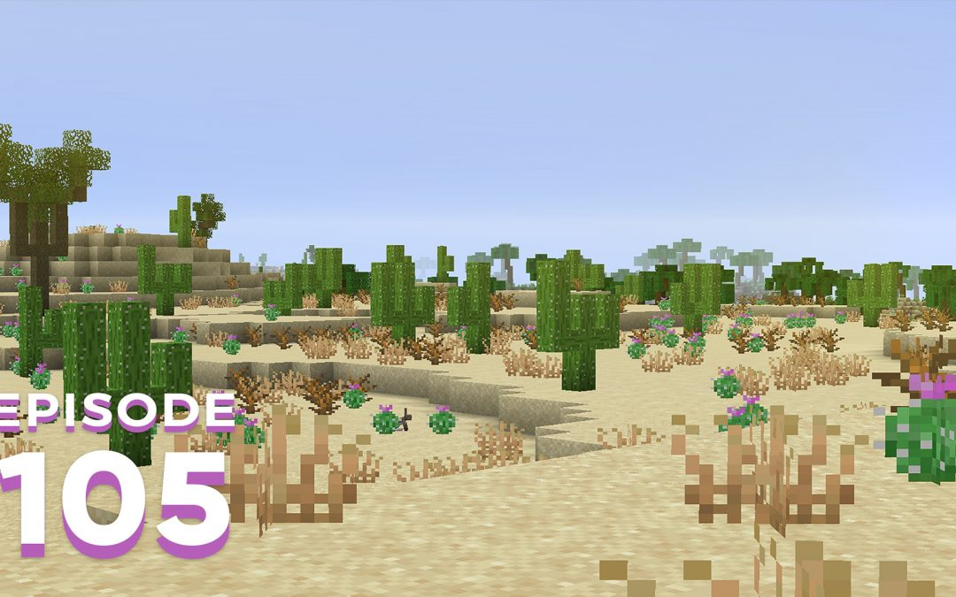 The Spawn Chunks 105: The Fabric Of Modded Minecraft