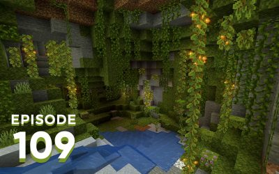 The Spawn Chunks 109: Caves & Cliffs & Minecraft Live