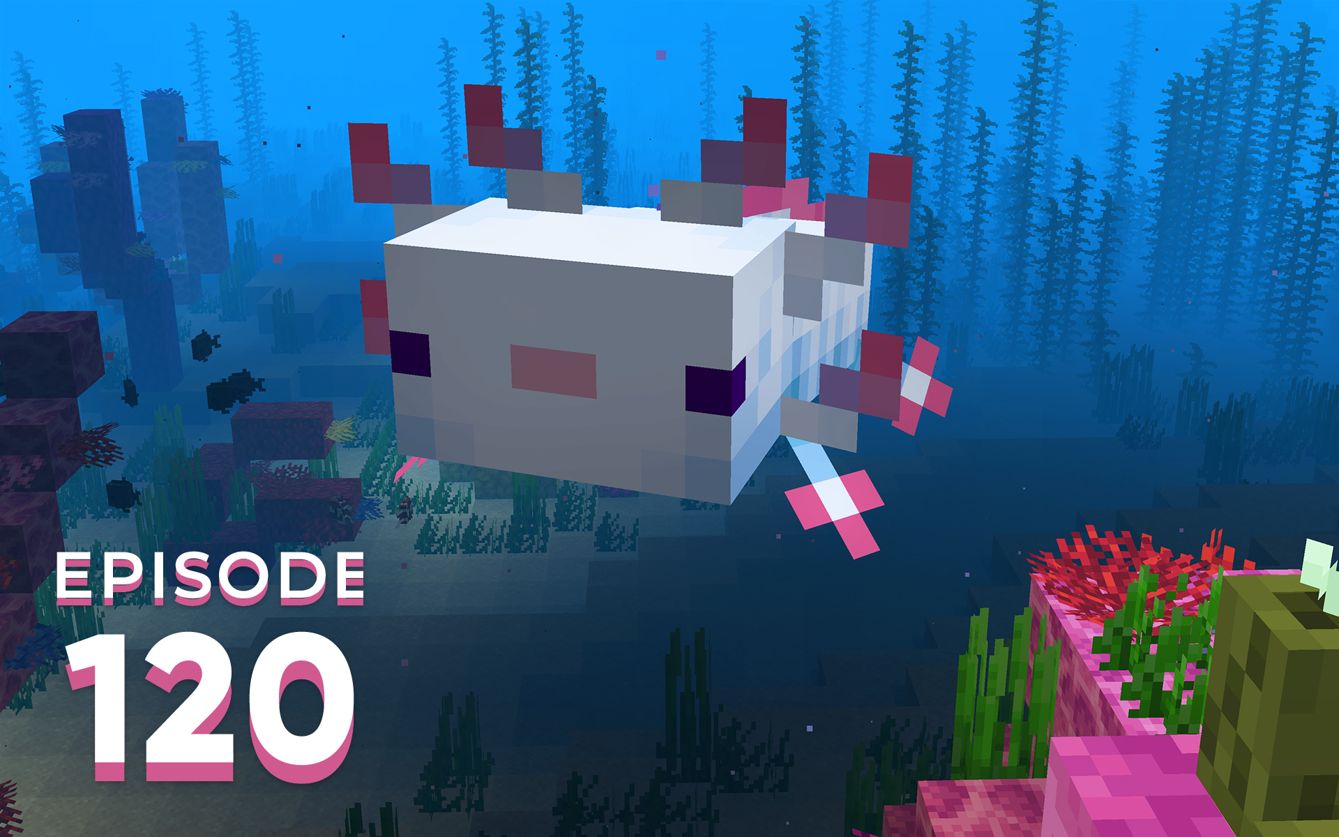 The Spawn Chunks 120: Axolotls And A Lot Of RTX