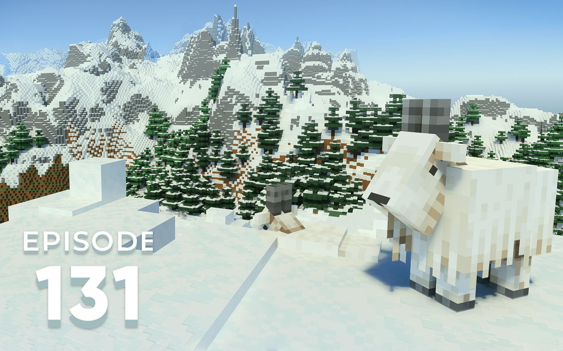 The Spawn Chunks 131: Ain't No Mountain High Enough